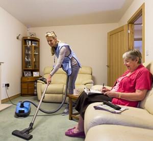 aide à l'entretien de la maison